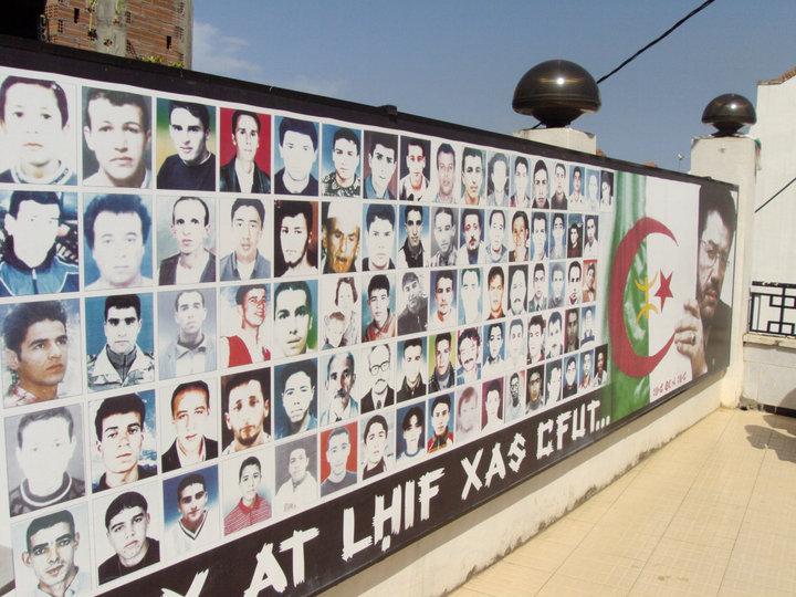Saidi Akli, le martyr Aokassien des evenements du printemps noir Akli10