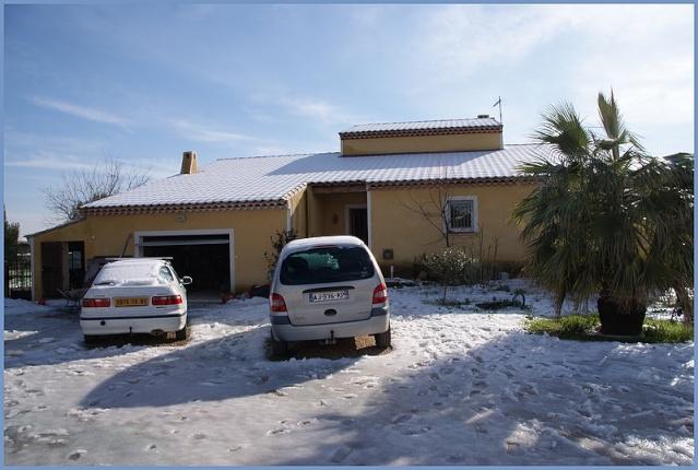 La neige chez Belle des champs  Dsc00011