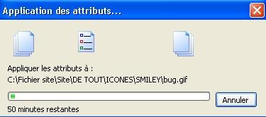 Gagner de l'espace disque sous Windows XP Compre12