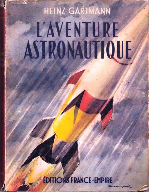 "Livres : ""L'aventure astronautique"" de Gartmann Aventu10"