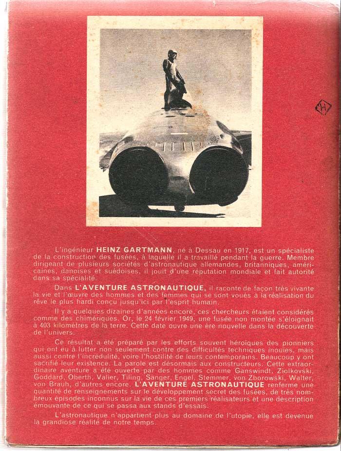 "Livres : ""L'aventure astronautique"" de Gartmann Aventu11"