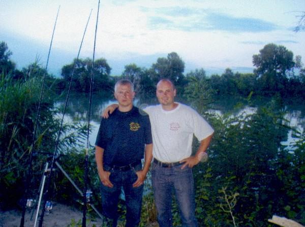 Greg et Steeve Rhone110