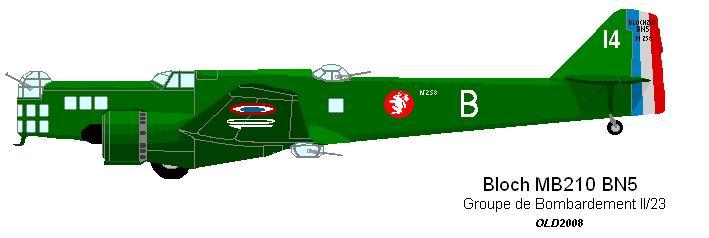 les bombardiers français 1939-1945 Gb2-2310