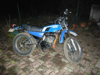 DTMX 125 cc Membres / Mod. 1979 P1000011