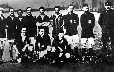 1905-1906: second Scudetto Milan_16
