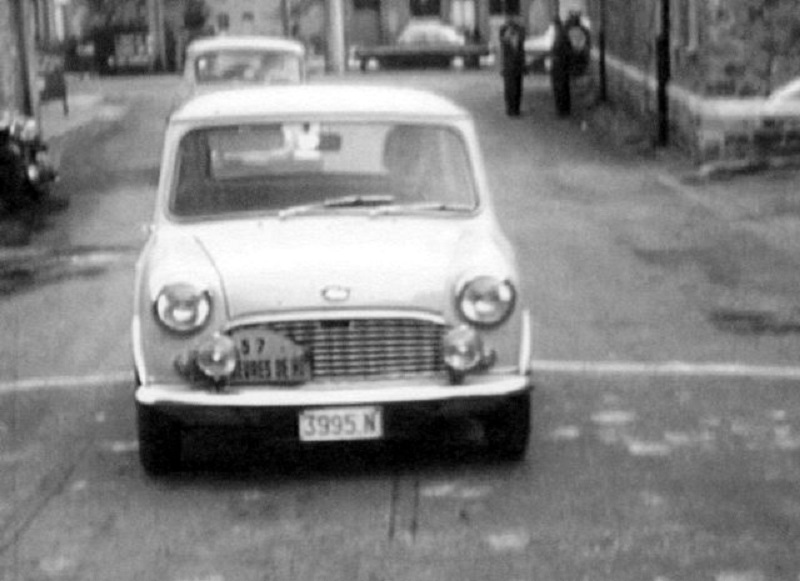 Autoworld - MINI 60 Years 19601210