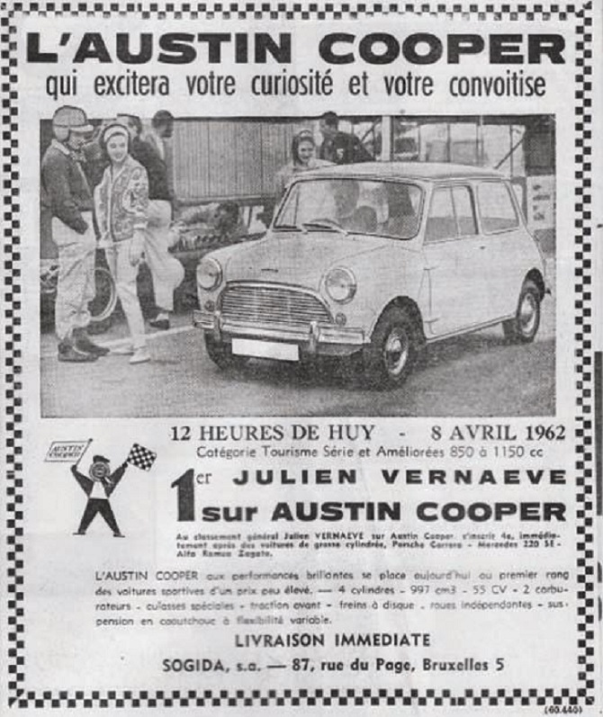 Autoworld - Mini 60 Years 19621210