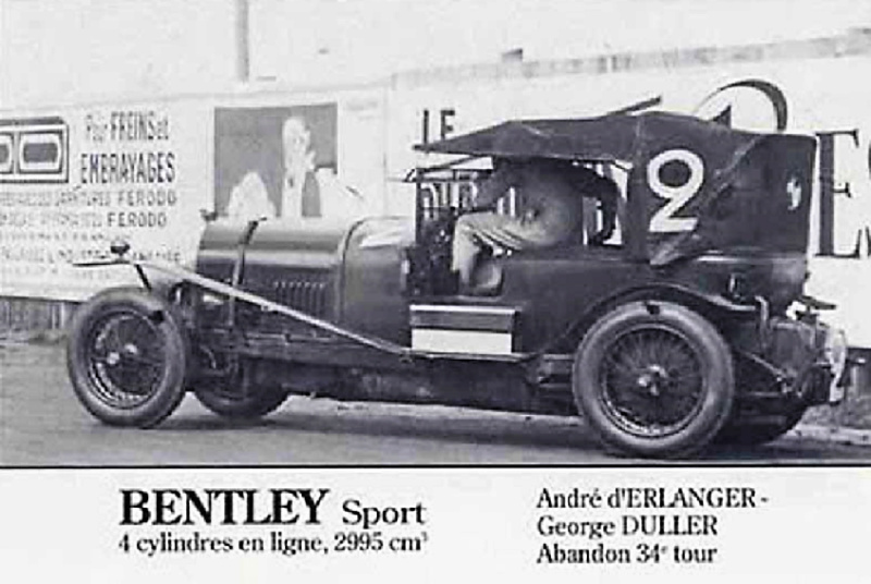 Autoworld - Bentley : 100 ans dans le mouvement ! - Page 2 Bentle10