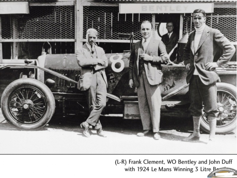 Autoworld - Bentley : 100 ans dans le mouvement ! - Page 2 Bentle17