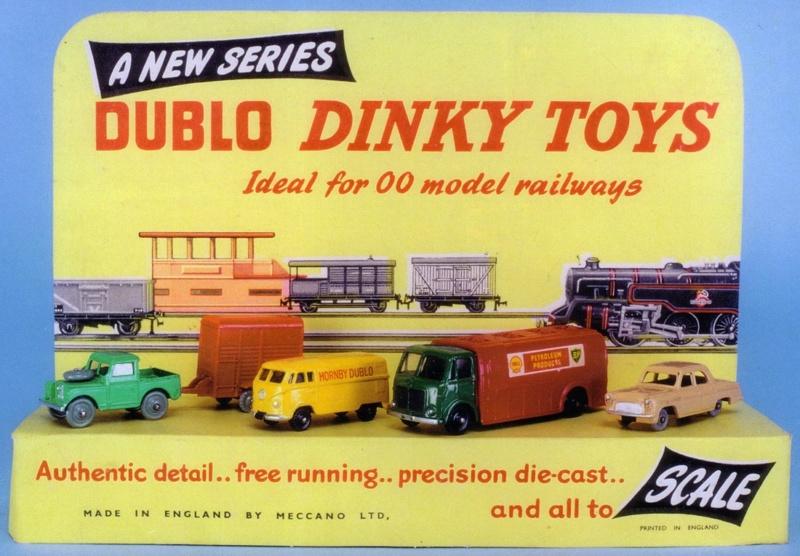 Dinky Toys  Zylmex Dublo10