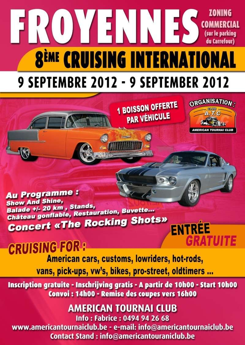 8 ème cruising international Froyennes (B) Flyers10