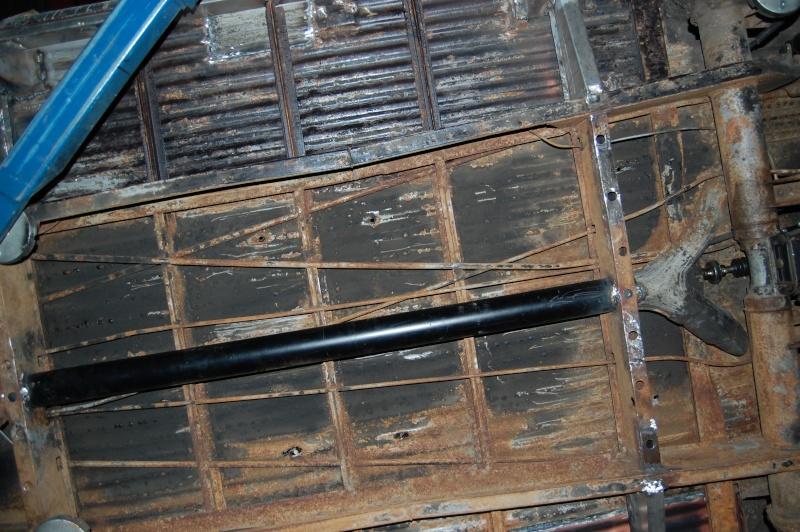 Restauration du combi Split 65 - Page 3 Visite10