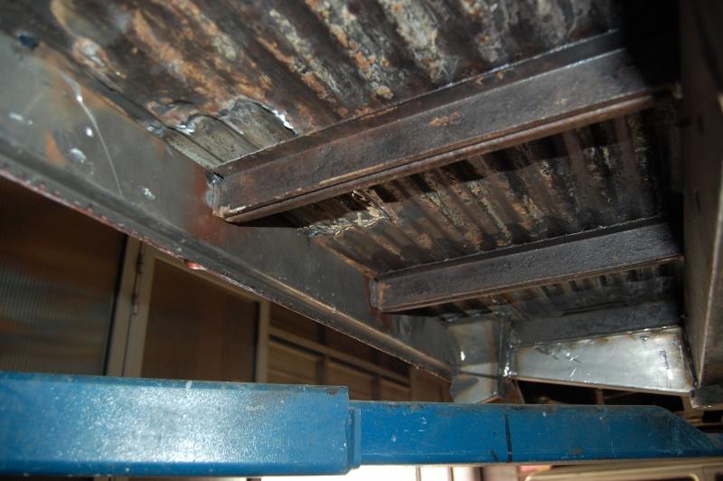 Restauration du combi Split 65 - Page 3 Visite17