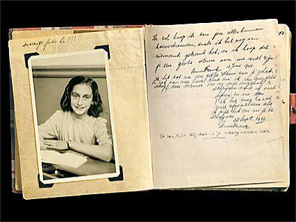 Le journal d'Anne Frank Af013f10