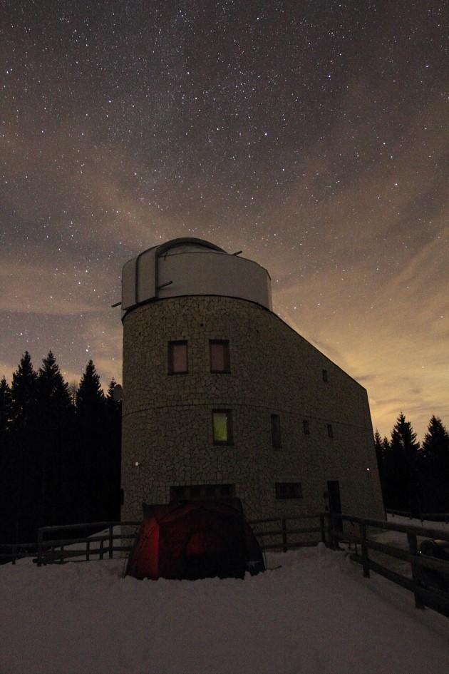 Condition meteo pour la belgique se soir Observ10