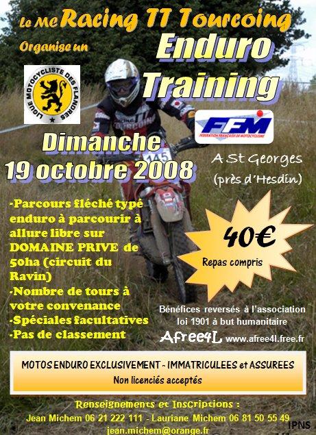 Enduro Training FFM - Hesdin (62) - 19/10 Enduro10