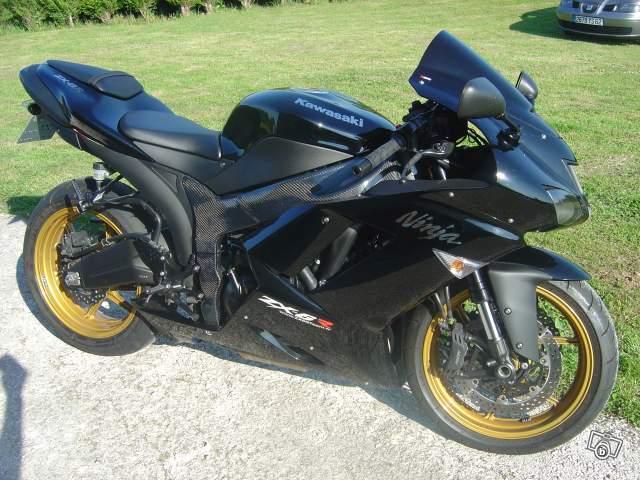 Ma nouvelle monture: K8 noir, à voir! 91057110