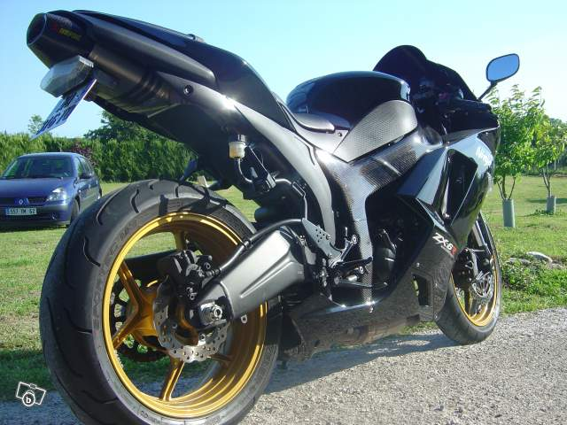 Ma nouvelle monture: K8 noir, à voir! 91323912