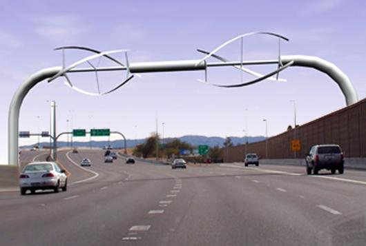 L'autoroute qui produit de l'énergie.... Autoro10