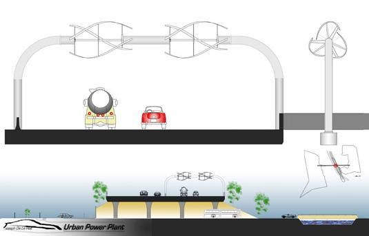 L'autoroute qui produit de l'énergie.... Autoro11