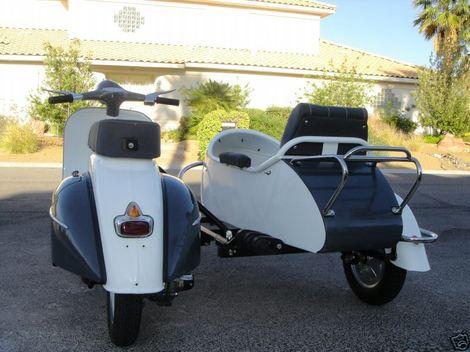 Vespa/side/popo.... Scoot610