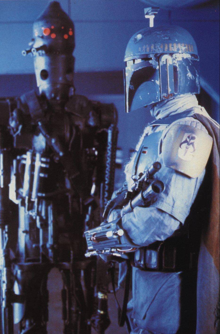 Star Wars - Vintage - Photos d'époque. - Page 15 Boba-f11