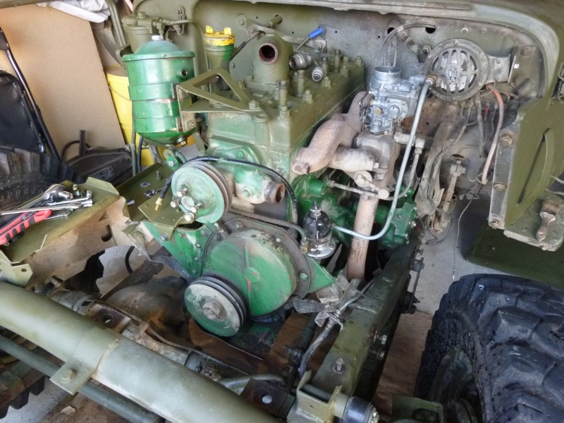 nettoyage moteur willys 1961 P1000510