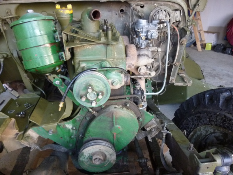 nettoyage moteur willys 1961 P1000512