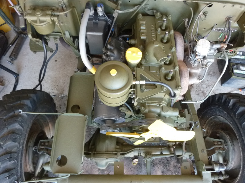 nettoyage moteur willys 1961 P1000521