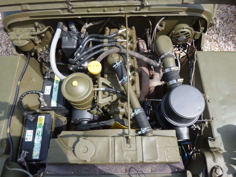 nettoyage moteur willys 1961 P1000527