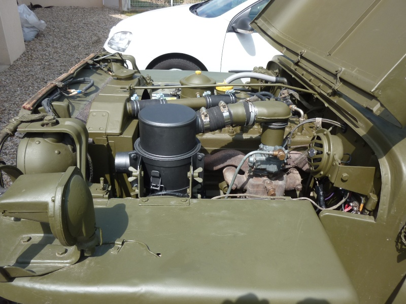 nettoyage moteur willys 1961 P1000528