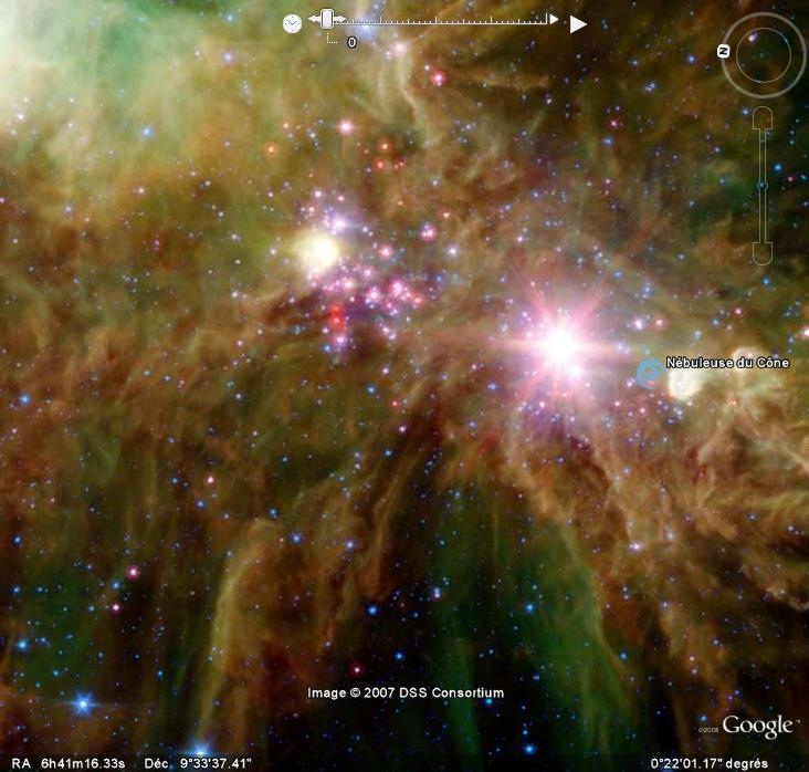 Nébuleuse de l'esquimau, type planétaire, NGC 2392 B_nebu11