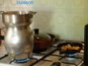 Tajine de Poulet aux Olives et Citrons Confits P8140010