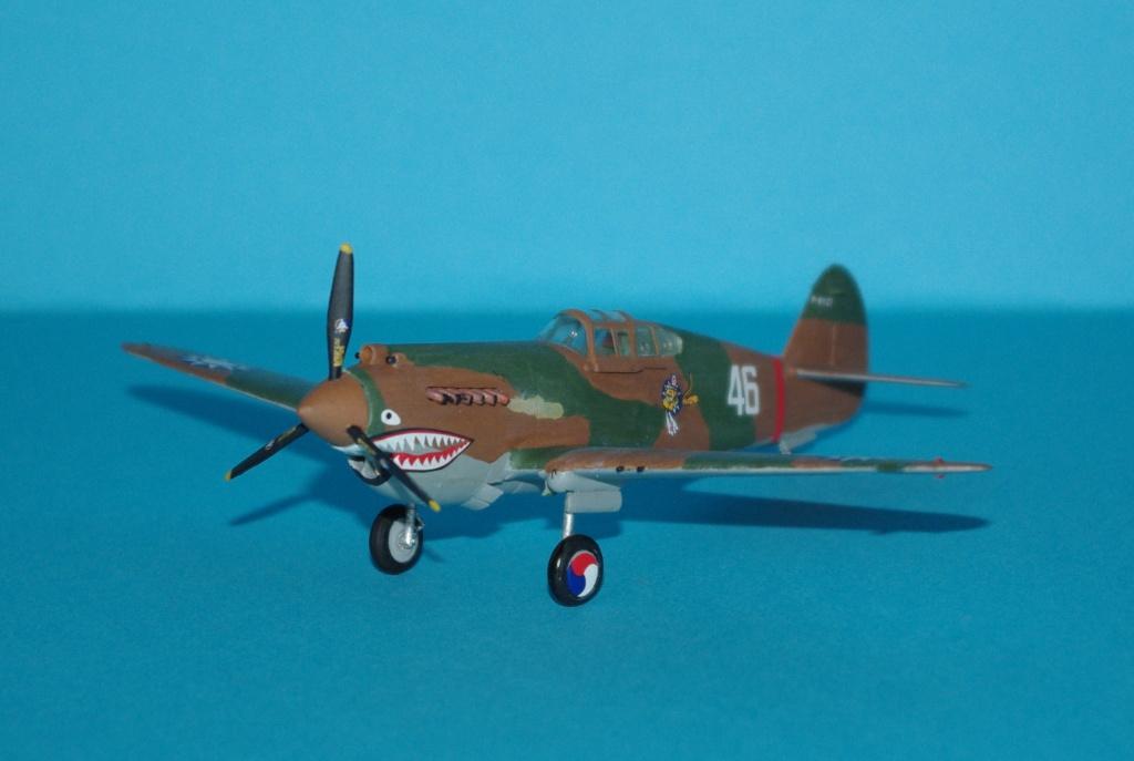 P40 C trumpeter 1/72 Flying tiger Imgp5212