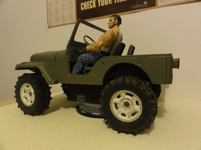 Jeep cj5 au 1/10 there's is only one ... E_640x10
