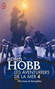 Hobb Robin - Brumes et tempêtes - Les aventuriers de la mer T4 51kgb610