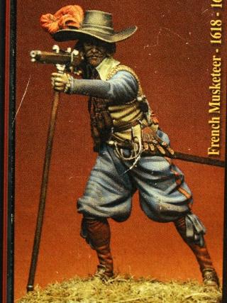 Mousquetaire, début Guerre de Trente Ans Img_9080