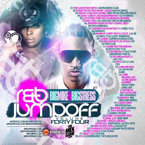 big mike & big stress / rnb jumpoff vol.44 / 2008 Rnbjum10