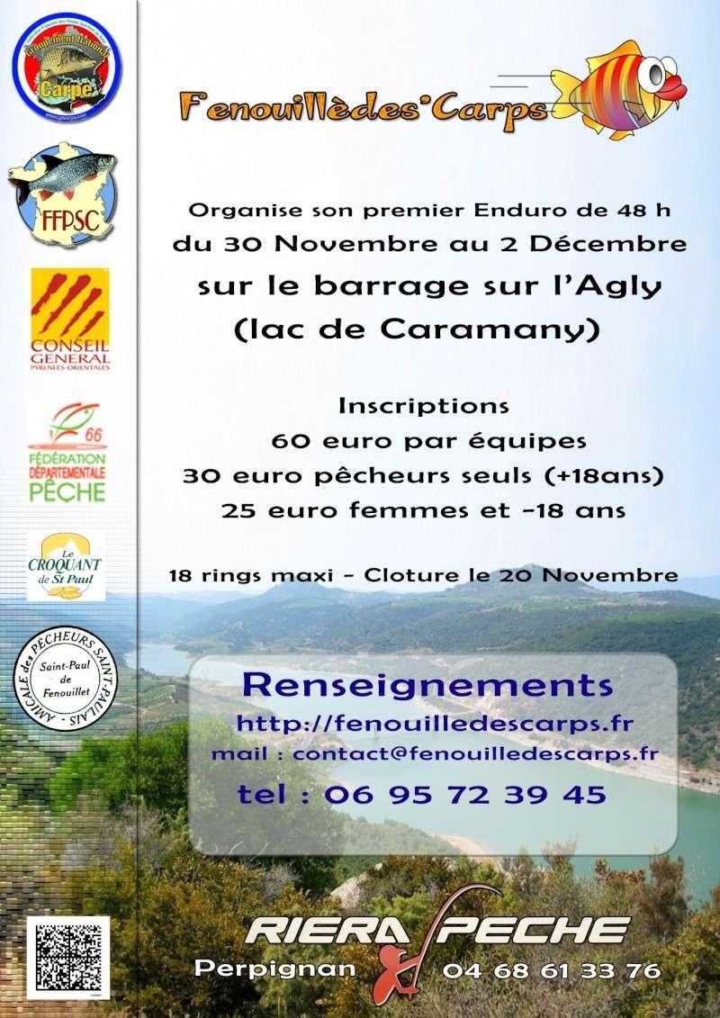 48 h du fenouilledes'carps - caramany - 30 nov au 2 dec Enduro11