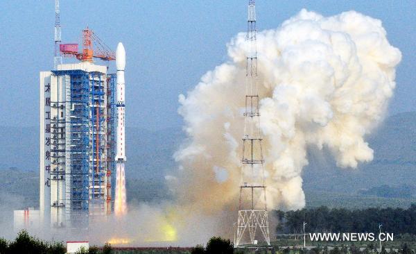 CZ-4C (Yaogan-10) - TSLC - 10.8.2010 10082010