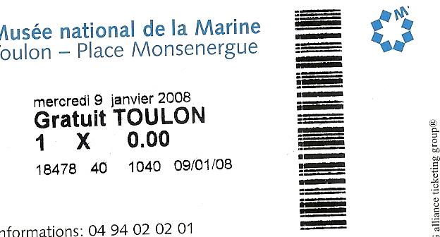 LE PORT  DE TOULON - Volume 001 - Page 20 Numeri11