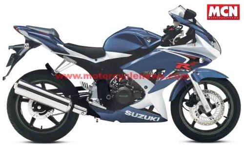 GSXR125 Suzuki11