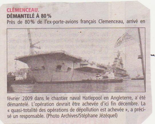 Démantèlement du Clemenceau et Colbert... - Page 16 Top-1010