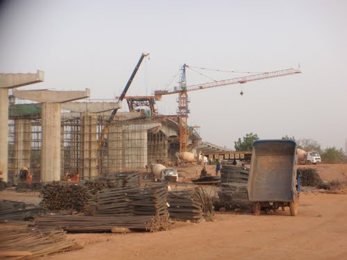 [MALI] - Le 3ème pont à Bamako : une histoire d'influence 33909810