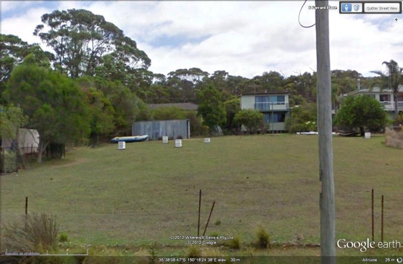 STREET VIEW : Kangourous Durras Australie Sans_112