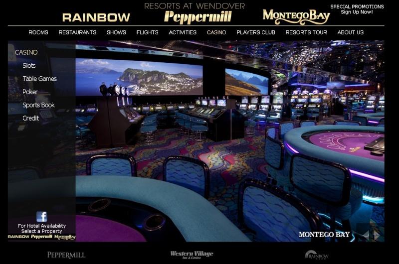 STREET VIEW : un casino en plein désert ? Normal, on arrive au Nevada ! Sans_138