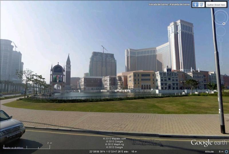 Ouverture du plus grand casino du monde à Macao - Le Venetian Sans_143
