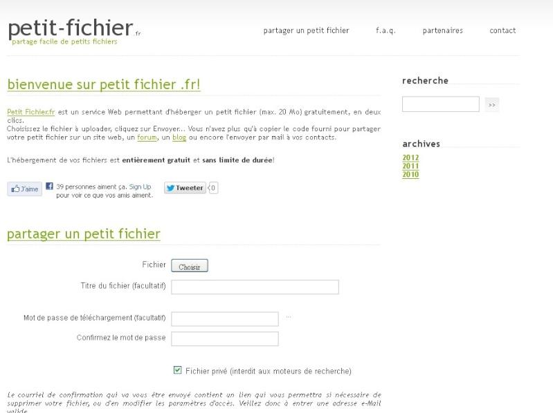 """TUTORIEL : héberger un fichier KML/KMZ en 2 clics avec """"petit-fichier.fr"""" Sans_163"""