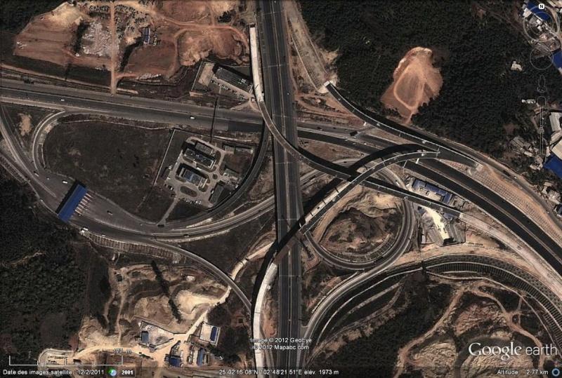 Le péage est même prévu - Kunming - Chine Sans_166