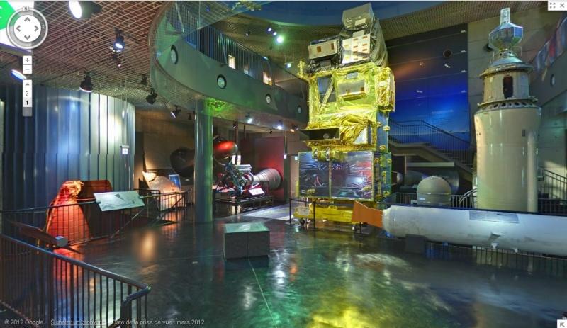 - STREET VIEW : les musées en visite virtuelle Sans_214